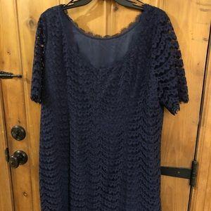 Boden lace dress 18L